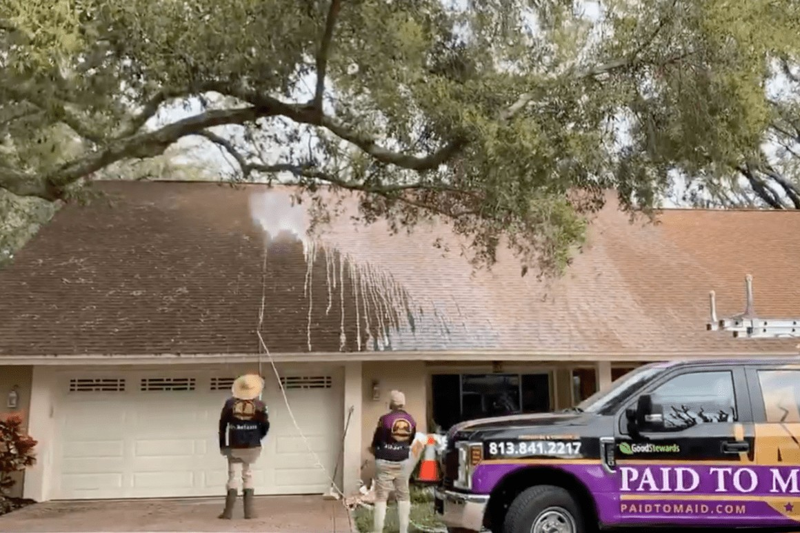 SoftWash | Roof & Exterior Cleaning Solutions